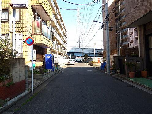 マンション(建物全部)-江戸川区西一之江2丁目 前面道路
