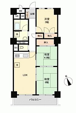 マンション(建物一部)-新潟市西区青山1丁目 間取り