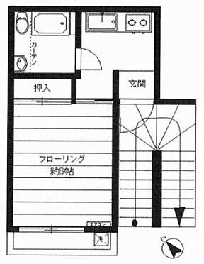 中古マンション-練馬区豊玉北3丁目 間取り