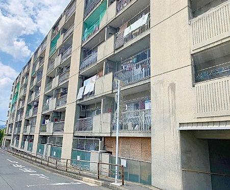 区分マンション-京都市伏見区東奉行町 外観