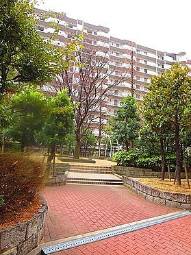 マンション(建物一部)-大阪市西淀川区佃5丁目 共用部に公園有