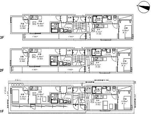 アパート-名古屋市南区道徳新町1丁目 間取図 ※図面と現況が異なる場合は現況優先と致します。