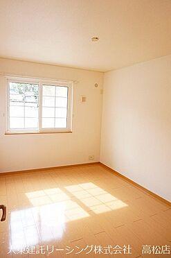 アパート-高松市田村町 寝室