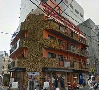 店舗付住宅(建物全部)-新宿区歌舞伎町2丁目 外観
