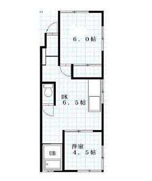 アパート-市川市中国分3丁目 2DK×4室