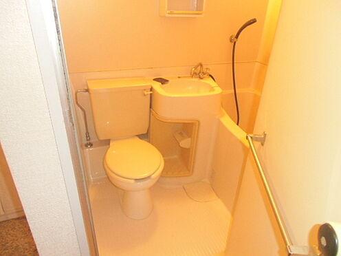 マンション(建物一部)-京都市下京区俊成町 トイレ