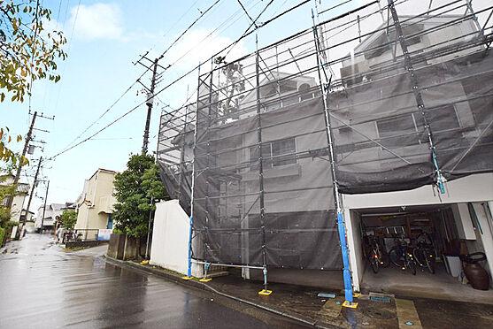 マンション(建物一部)-茅ヶ崎市東海岸南5丁目 修繕工事中