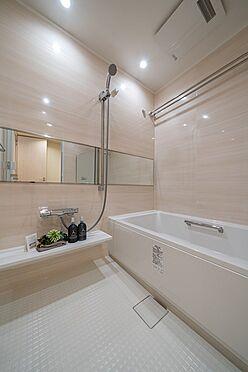 中古マンション-港区三田1丁目 浴室乾燥機付浴室