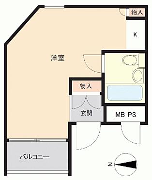 マンション(建物一部)-世田谷区松原6丁目 間取り