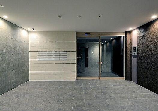 マンション(建物全部)-札幌市中央区南十一条西12丁目 エントランス
