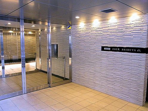 マンション(建物一部)-目黒区青葉台4丁目 マンションの顔(玄関)エントランス入口です。