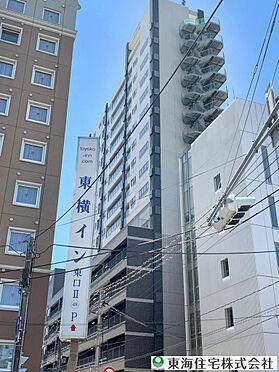 マンション(建物一部)-福島市栄町 マンション外観写真