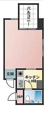 マンション(建物一部)-大阪市北区西天満6丁目 入居者人気の高い独立型キッチン