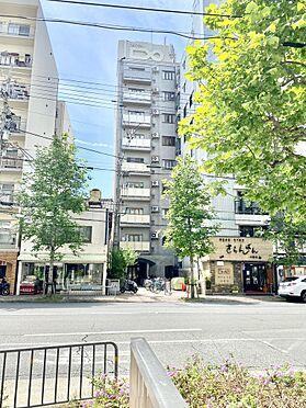 区分マンション-京都市中京区壬生仙念町 9階建てマンションの6階部分で眺望良好です。