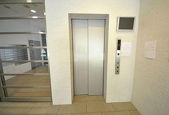 マンション(建物一部)-大阪市浪速区敷津西1丁目 防犯性に配慮したカメラ付きエレベーター