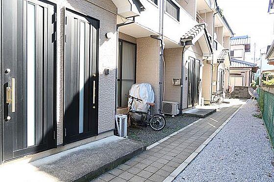 アパート-鶴ヶ島市大字上広谷 フルール・サキ・収益不動産