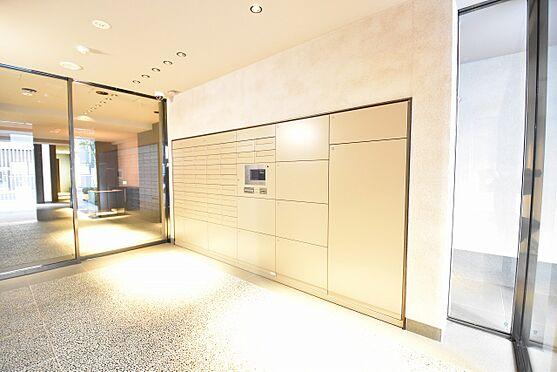 中古マンション-墨田区両国2丁目 1階に設置されている共用宅配ボックス