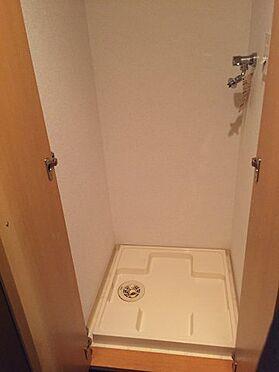 中古マンション-渋谷区東1丁目 室内洗濯機置場(防水パン有)