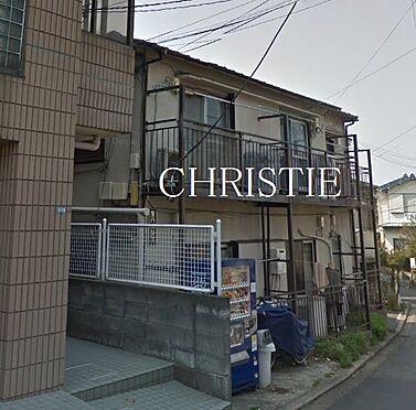 アパート-横浜市港南区上大岡東 外観