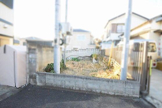 土地-西東京市柳沢6丁目 外観