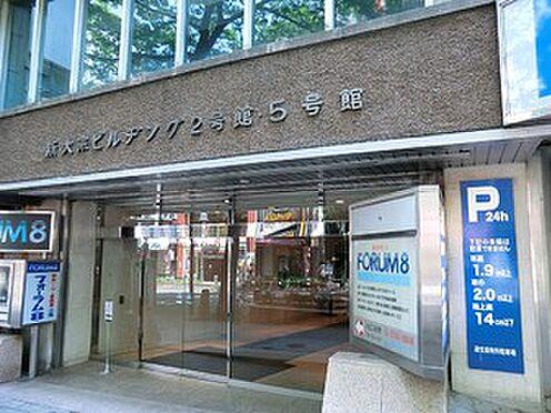 マンション(建物一部)-渋谷区神山町 日健クリニック