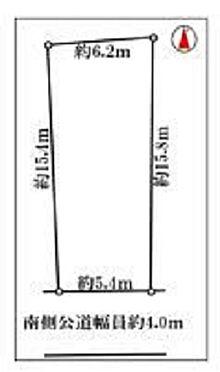 戸建賃貸-名古屋市西区笠取町1丁目 駐車並列2台(車種による)可能