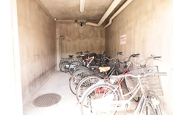 マンション(建物一部)-葛飾区西亀有3丁目 駐輪場