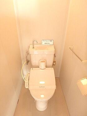 アパート-天童市東久野本2丁目 トイレ
