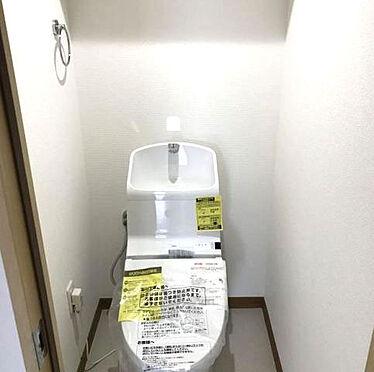 マンション(建物全部)-品川区中延2丁目 トイレ