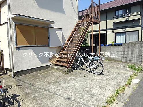 アパート-平塚市幸町 駐車場