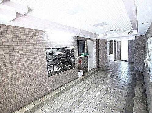マンション(建物一部)-足立区大谷田5丁目 エントランス