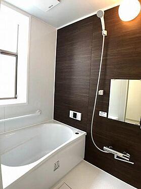 中古一戸建て-豊田市深見町鳥目 一日の疲れを癒すお風呂です♪シックで素敵な色合いです!