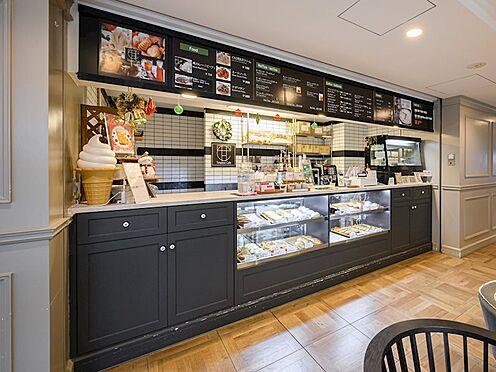 中古マンション-品川区勝島1丁目 1階「タイムレスカフェ」は住人専用のカフェです。おいしいコーヒー、パスタ、焼き立てパンなどが注文でき