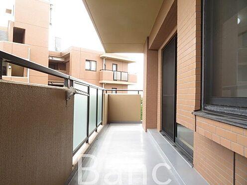 区分マンション-横浜市保土ケ谷区東川島町 L字ワイドバルコニーです。
