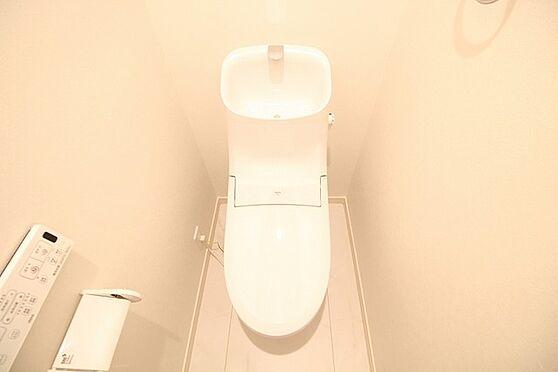 中古一戸建て-練馬区西大泉5丁目 トイレ
