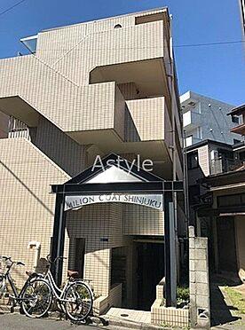 マンション(建物一部)-新宿区北新宿4丁目 外観