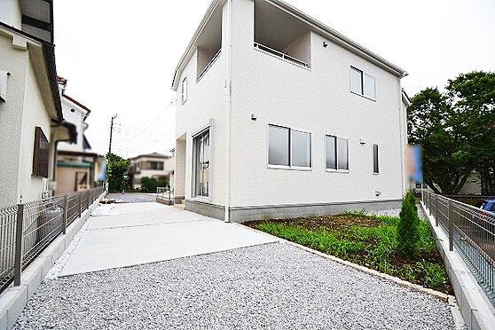 新築一戸建て-昭島市緑町4丁目 駐車場