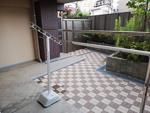 中古マンション-横浜市神奈川区片倉4丁目 バルコニー