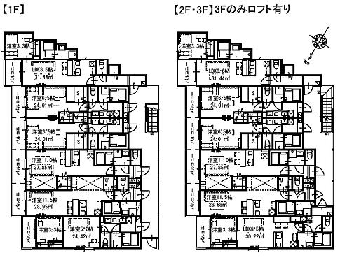 アパート-さいたま市桜区西堀9丁目 間取り図