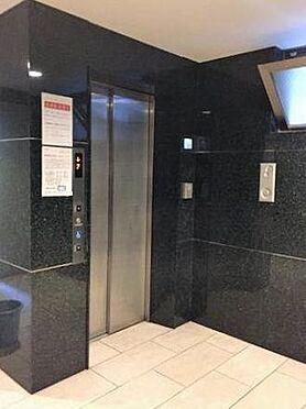 マンション(建物一部)-大阪市港区南市岡3丁目 エレベーター