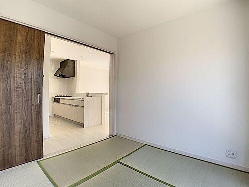 新築一戸建て-名古屋市守山区鳥羽見1丁目 和室があると、お客様がいらっしゃったときやお子様のお部屋等何かと便利です♪