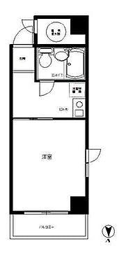 マンション(建物一部)-江東区東陽5丁目 間取り