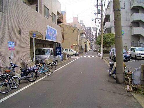 マンション(建物一部)-横浜市西区中央2丁目 物件前面の様子です。