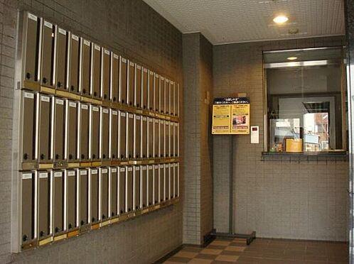 区分マンション-大阪市北区本庄西2丁目 綺麗なメールBOX