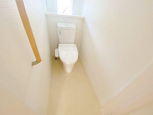 新築一戸建て-仙台市青葉区中山4丁目 トイレ