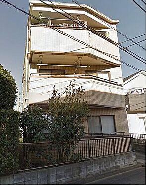 マンション(建物全部)-八王子市松木 外観になります