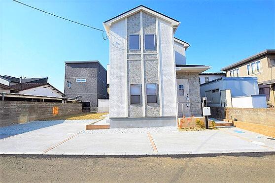 新築一戸建て-名取市大手町3丁目 外観