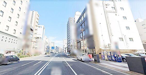店舗事務所(建物全部)-中央区日本橋馬喰町1丁目 周辺