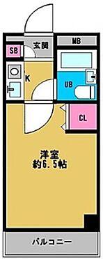 マンション(建物一部)-大阪市都島区内代町1丁目 間取り