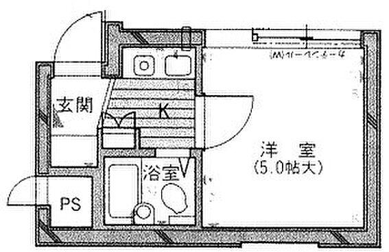 マンション(建物一部)-金沢市菊川1丁目 間取り